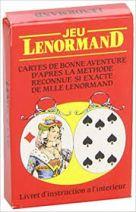 Jeu de cartes - Lenormand