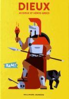 Dieux - 40 dieux et héros grecs