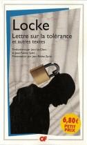Lettre sur la tolérance - Précédé de Essai sur la tolérance (1667) et de Sur la différence entre pouvoir ecclésiastique et pouvoir civil (1674) édition revue et augmentée