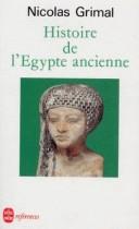 Histoire de l'Égypte ancienne