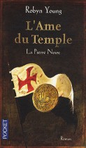l'amedu temple tome 2 La pierre noir ( Poche)
