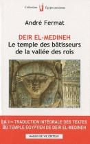 Deir el-médineh - Le temple des bâtisseurs de la vallée des rois