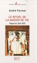 Le rituel de la maison de vie - Papyrus Salt 825