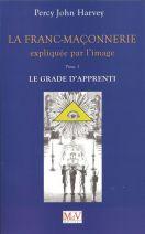 Franc-Maçonnerie Expliquee par l'Image Tome 1 : le Grade de l'Apprenti (la)
