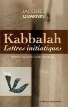 Kabbalah - Lettres initiatiques