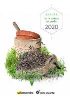 L'agenda de la nature au jardin 2020