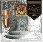 Game of thrones, la saga à colorier