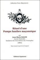 Rituel d'une Pompe Funebre Maconnique
