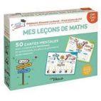 Mes leçons de maths Niveau CM1, CM2, 6e - 50 cartes mentales pour comprendre facilement la numération, le calcul, la géométrie et les mesures !