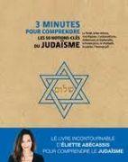 3 minutes pour comprendre les 50 notions-clés du judaïsme -