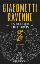 La saga du soleil noir Tome 3 - La relique du Chaos