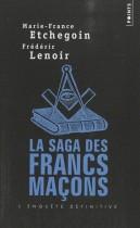 La saga des francs-maçons (poche)