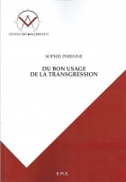 Du bon usage de la transgression