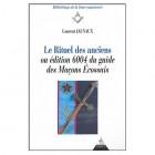 Le Rituel des anciens ou édition 6004 du guide des maçons Ecossais