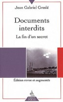 Documents interdits - La fin d'un secret