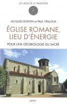 Eglises romane, lieu d'énergie