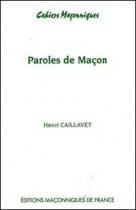 05 Paroles de Maçon