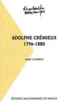 41 Adolphe Crémieux 1796-1880
