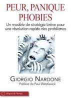 Peur, panique, phobies - Un modèle de stratégie brève pour une résolution rapide des problèmes