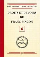 06. Droits et devoirs du franc-maçon