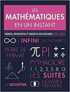 Les mathématiques en un instant - Théories, découvertes et concepts clés expliqués visuellement