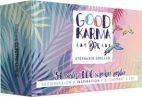 La petite boite Good Karma Box - 50 cartes 100% pensées positives