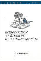 Introduction à l'étude de la doctrine secrète