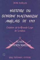 Histoire du shisme anglais de 1717