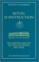 Rituel d'instruction du maître-maçon du RER