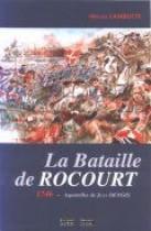 La bataille de Rocourt 1746