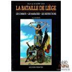 La bataille de Liège