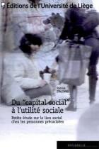 Du droit social à l'utilisté sociale
