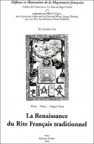 La Renaissance du Rite Français traditionnel