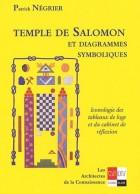Temple de Salomon et diagrammes symboliques - Iconologie des tableaux de loge et du cabinet de réflexion