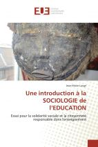 Une introduction à la SOCIOLOGIE de l'EDUCATION