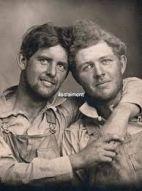 Ils s'aiment - Un siècle de photographies d'hommes amoureux (1850-1950)